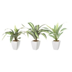 PLANTA ARTIFICIAL MACETA 20X6X6CM