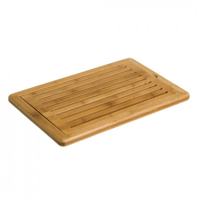 Tabla corte pan bambu for Tablas de corte cocina