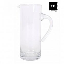 jarra agua cristal