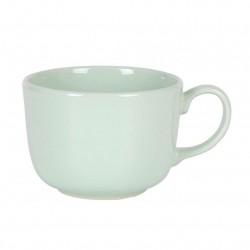 taza jumbo verde