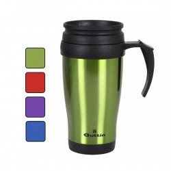 MUG 400ML ACERO INOX