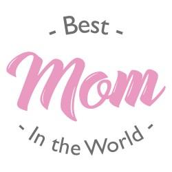 VINILO 20X18CM BEST MOM