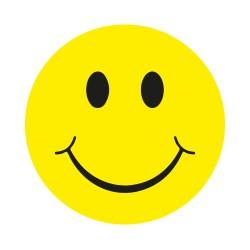 VINILO 20X18CM SMILE
