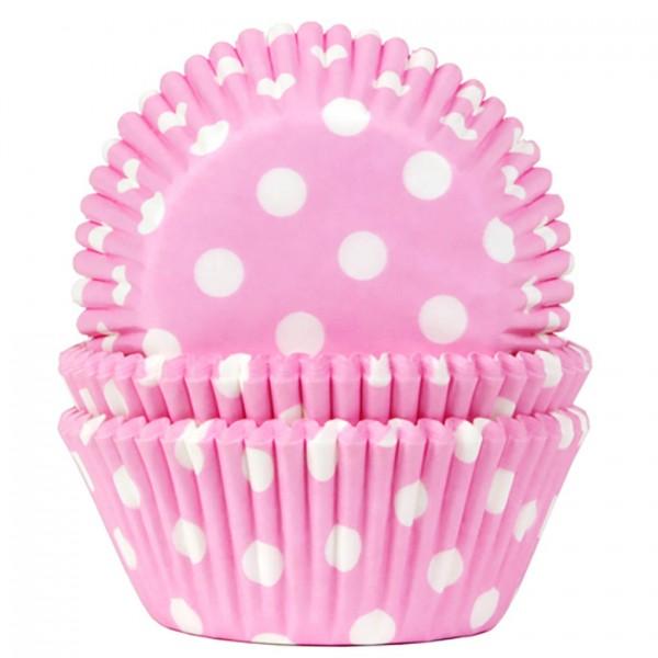 capsulas cupcakes rosas