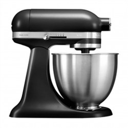 KITCHENAID MINI NEGRO MATE