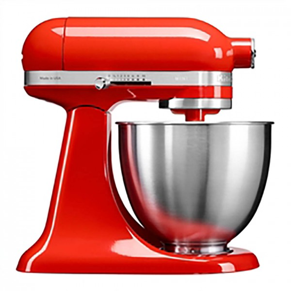 KITCHENAID MINI ROJO