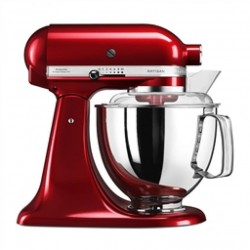 KITCHENAID ARTISAN ROJO