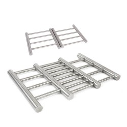 SALVAMANTEL EXTENSIBLE INOX