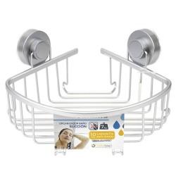 bandeja esquinera baño