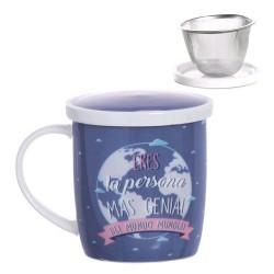 taza de té frase