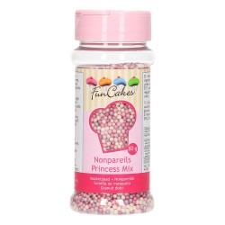 perlas azucar rosas