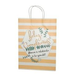 bolsa regalo cumpleaños