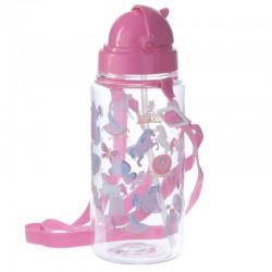 botella agua infantil