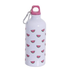 BOTELLA 600ML SANDIAS ALUMINIO