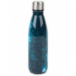 BOTELLA ACERO INOXIDABLE 500ML COSMOS