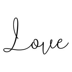 SELLO LOVE 37X53CM