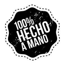 SELLO 100% MANO