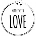 SELLO - MADE WITH LOVE BADGE