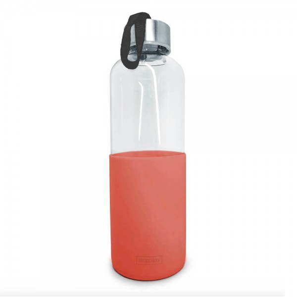 BOTELLA DE CRISTAL CORAL 600ML