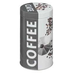 BOTE LATA REDONDO CAFE