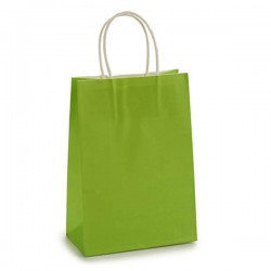 SET 3 BOLSAS REGALO VERDES