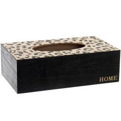 caja pañuelos decorativa