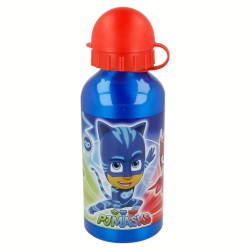 BOTELLA 400ML ALUMINIO PJMASKS