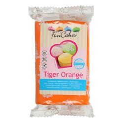 fondant naranja