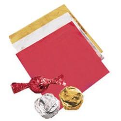 papel metalizado bombones