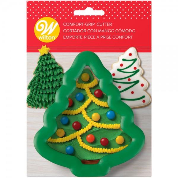 cortador galletas arbol navidad