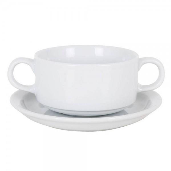 taza de consome