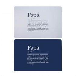 INDIVIDUAL PAPA PVC