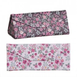 FUNDA GAFAS PLEGABLE ROSE