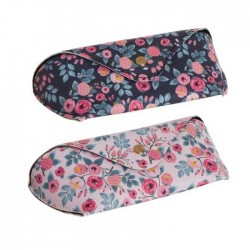 FUNDA GAFAS ROSE