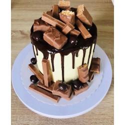 TARTA DRIP CAKE  juev 17 Diciembre 10 -13.30H