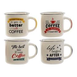 TAZA COFFEE 360ML