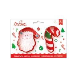cortador galletas navidad