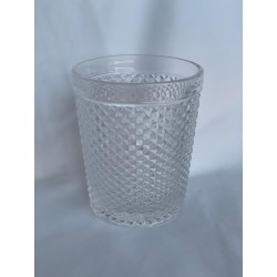VASO 30CL DIAMANTE TRANSPARENTE
