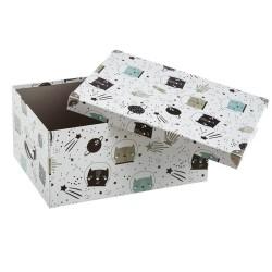 caja de carton infantil