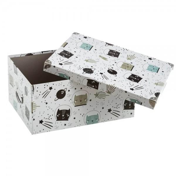 caja de carton infantl