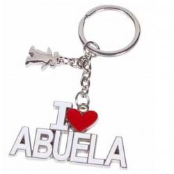 LLAVERO LOVE ABUELA