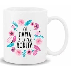 TAZA MAMA LA MAS BONITA