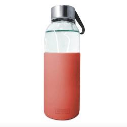 botella de cristal