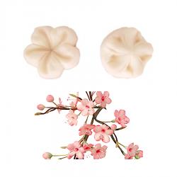 molde texturizador flor
