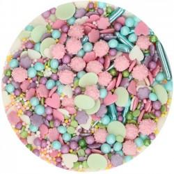 mix sprinkles