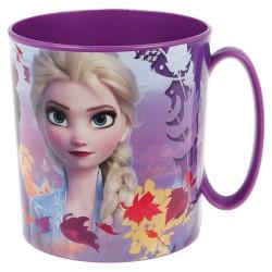 taza plastico frozen