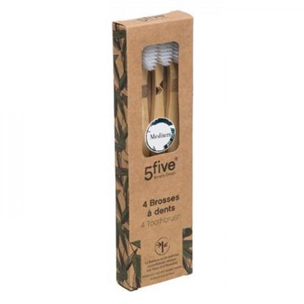 cepillo dental bambu