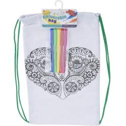 mochila para pintar
