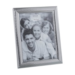 marco de fotos plata