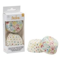 capsulas cupcakes bebe